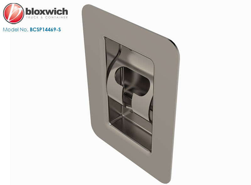 BCSP14469-S Recessed Catch Plate